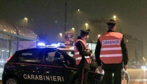 Polla (Salerno): non si ferma all'alt e investe carabiniere