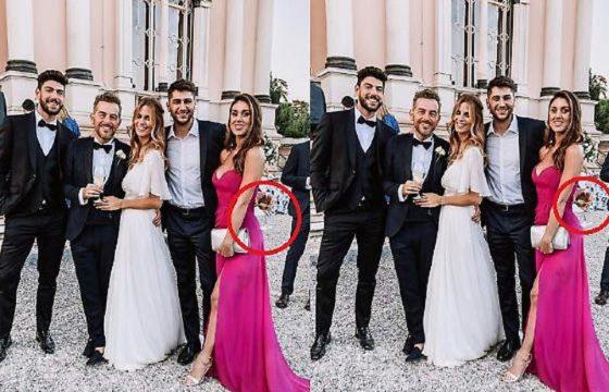 Cecilia Rodriguez, gaffe con Photoshop alle nozze Bossari-Lagerback