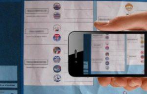 Elezioni Comunali 2018. Teramo: fotografa la scheda elettorale in cabina. Denunciata