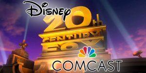 Comcast sfida Disney e rilancia: 65mld di dollari (cash) per Fox
