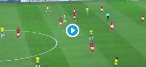 Coutinho video gol Brasile-Svizzera: subito una magia per l'ex Inter
