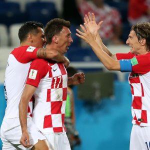 Croazia-Nigeria highlights-pagelle: Etebo autogol (foto Ansa)