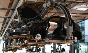 Catena montaggio Volkswagen