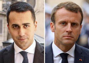 Di Maio Macron
