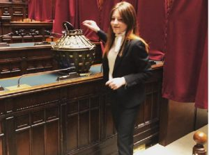 Eva Lorenzoni, deputata Lega contro il nonno che ospita migranti nel suo ostello