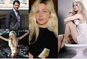Giuseppe Conte, Olivia Palladino, Ewa Aulin