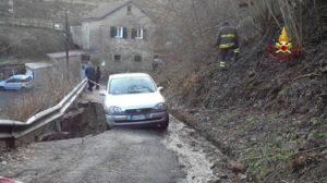 Toscolano Maderno (Brescia): agente polizia locale travolto da una frana