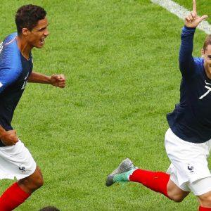 Francia-Argentina 1-0, Griezmann show: traversa e gol su rigore