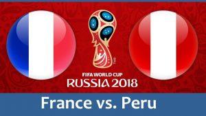 Francia-Perù streaming-diretta tv, dove vederla