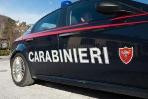 Grottaferrata: gambiano litiga al bar, si spoglia e sputa al carabiniere (foto Ansa)