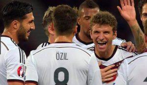 Germania-Messico streaming e diretta tv, dove vederla (Mondiali 2018 | foto Ansa)