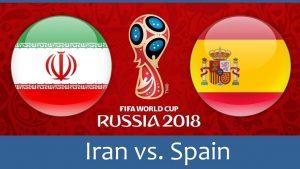 Iran-Spagna streaming-diretta tv, dove vederla