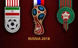 Marocco Iran mondiali