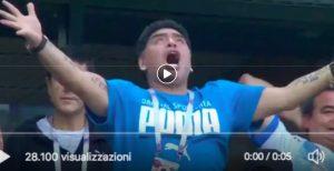 VIDEO Argentina-Nigeria, Messi segna ai Mondiali: l'esultanza di Maradona in tribuna è virale