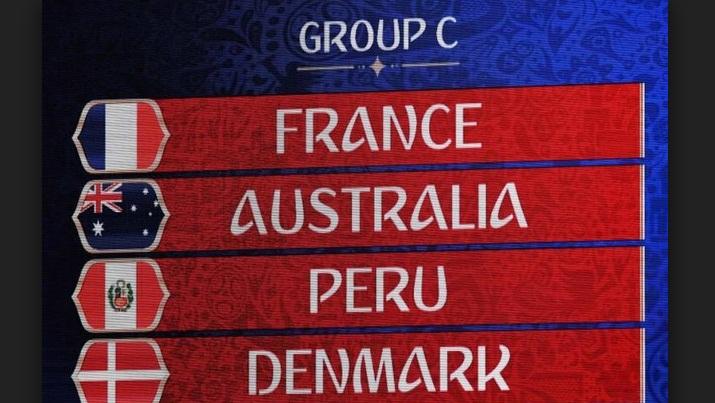 Gruppo G Mondiali 2020 Calendario.Mondiali 2018 Girone C Squadre Classifica E Calendario