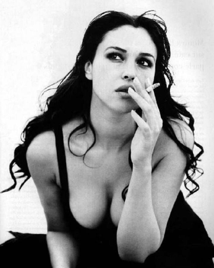Monica Bellucci, la meraviglia dei 30 anni FOTO