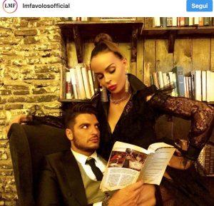 Nina Moric, la dedica romantica di Luigi Favoloso su Instagram