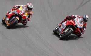 MotoGp Catalogna, vince Jorge Lorenzo. Valentino Rossi buon 3° posto