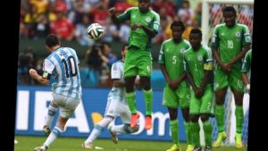 Nigeria-Argentina streaming-diretta tv, dove vederla