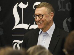 Los Angeles Times, il nuovo direttore è Norman Pearlstine