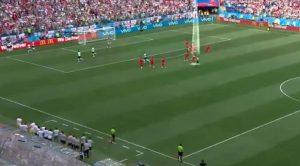 Panama tenta la furbata, prova a segnare mentre Inghilterra esulta per gol di Kane