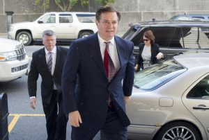 Paul Manafort, ex manager campagna Trump in carcere per Russiagate