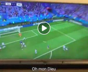 Pavard video gol Francia-Argentina: un bolide pazzesco