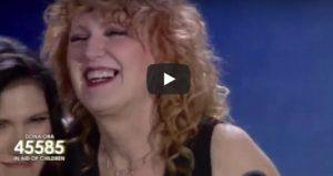 """YOUTUBE Pino è, Elisa e Fiorella Mannoia cantano """"Quando"""" di Pino Daniele"""