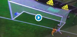 Pogba video gol Francia-Australia 2-1 con Goal Line Technology