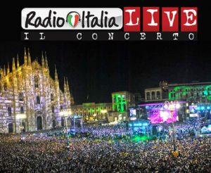 Radio Italia Live 16 giugno: cantanti, orario, diretta Tv e il programma completo