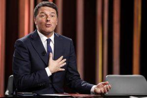 """Renzi: """"Salvini ha fatto il bullo sulla pelle di 629 disgraziati"""""""