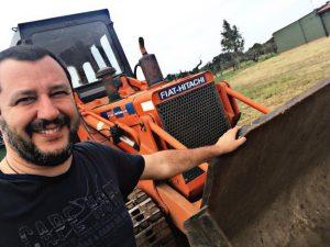 """Salvini insiste: """"Sui rom non mollo"""""""