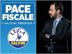 """Equitalia, il condono tombale di Salvini: """"Archiviare subito tutte le cartelle fino a 100mila euro"""""""