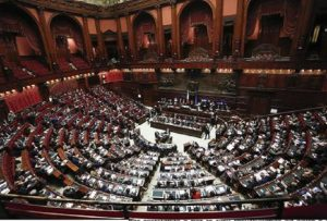 Senato e Camera: presidenti, vice presidenti e segretari delle 14 commissioni (foto d'archivio Ansa)