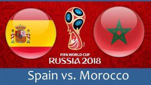 Spagna-Marocco streaming-diretta tv, dove vederla