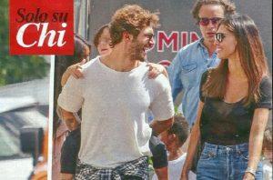 Belen Rodriguez, shopping e risate con Stefano De Martino. E Iannone?