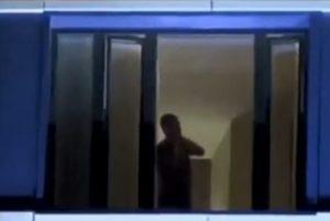 Ronaldo alla finestra