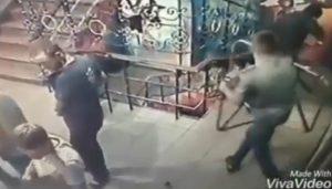 ucraina lancia granata contro discoteca