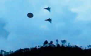 """Corio Canavese, continua il mistero dell'Ufo. Il testimone: """"I caccia lo inseguivano tra i monti"""""""