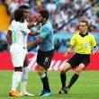 Uruguay-Arabia Saudita 1-0 highlights-pagelle, Suarez video gol decisivo