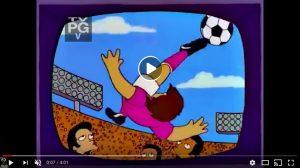 """YOUTUBE Simpson: """"Messico-Portogallo sarà la finale dei Mondiali 2018"""""""