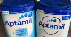 Latte in polvere Aptamil