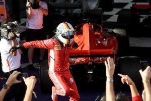 Formula 1, Gp Germania griglia di partenza: capolavoro Ferrari, Vettel è in pole. Hamilton parte quattordicesimo