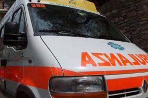 Veroli, auto finisce fuori strada: 3 persone ferite sulla Sora-Ferentino