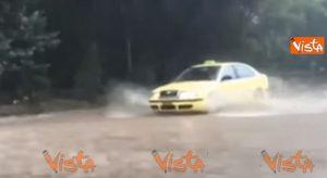 Grecia in ginocchio: dopo gli incendi ecco alluvioni e fango VIDEO