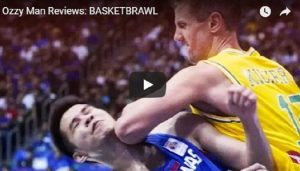 YOUTUBE Australia-Filippine, scoppia la rissa durante la partita di basket