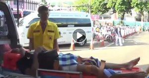Bangkok: moglie tradita taglia il pene del marito e lo butta dalla finestra