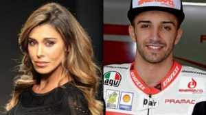 Andrea Iannone, Belen Rodriguez e la risposta bollente al fan