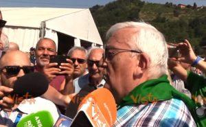 Mario Borghezio asfalta Roberto Fico per le parole sui migranti