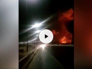 Egitto, gigantesca esplosione vicino all'aeroporto del Cairo